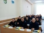 Заняття з дільничними офіцерами поліції