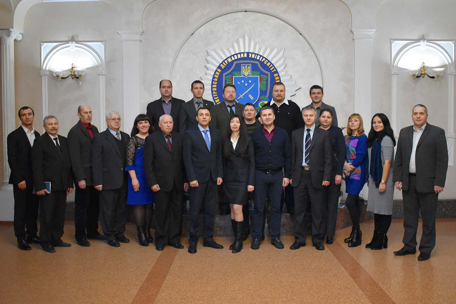 Всеукраїнський науково-практичний семінар на базі ДДУВС