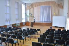 Актовий зал - Приміщення Криворізького факультету ДДУВС