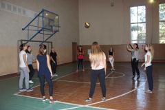 Волейбол - Спортивні заходи на Криворізькому факультеті