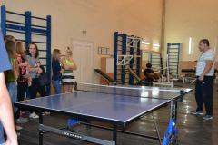 Спортивні заходи на Криворізькому факультеті