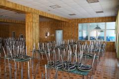 Їдальня - Приміщення Криворізького факультету ДДУВС