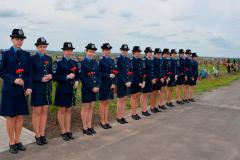 Курсанти та офіцери ДДУВС вшанували пам'ять загиблих захисників України