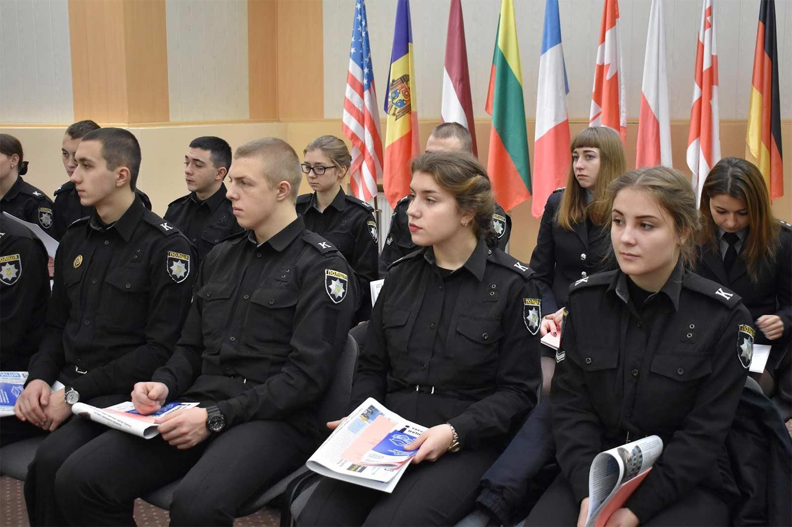 Забезпечення прав людини в правоохоронній діяльності