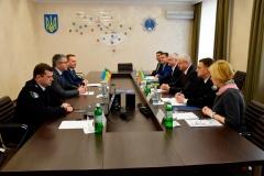 До університету завітали представники поліції Республіки Литва
