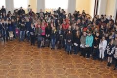 З профорієнтаційною роботою та святковим концертом до старшокласників