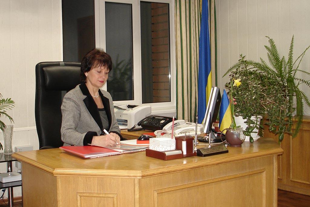 відділення організації аналітичної роботи та контролю - Н.С. Бондар