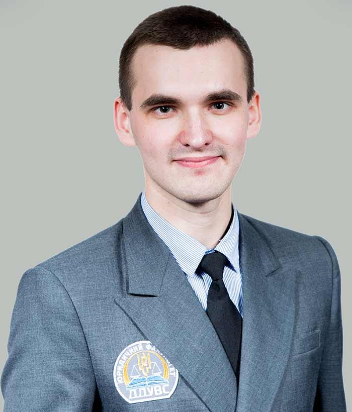 Заступник голови – Южека Роман Сергійович, студент 3-го курсу факультету № 4