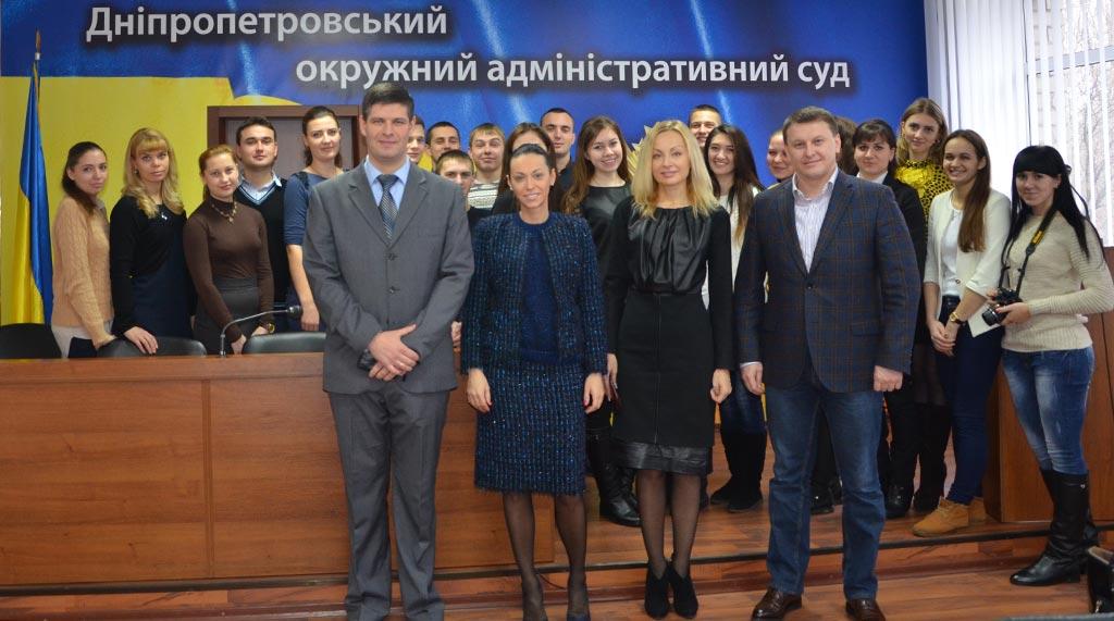 Модельні судові засідання. 2015 рік