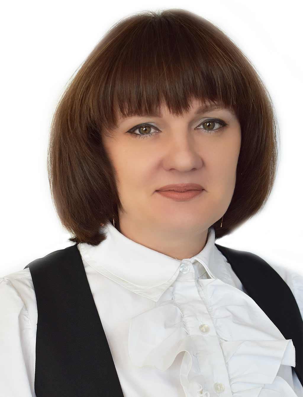 Тюря Юлія Іванівна