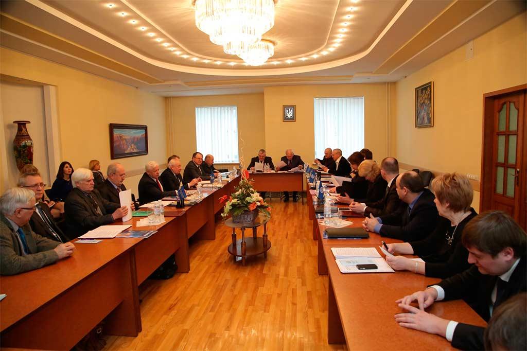 Засідання Президії Національної академії правових наук України