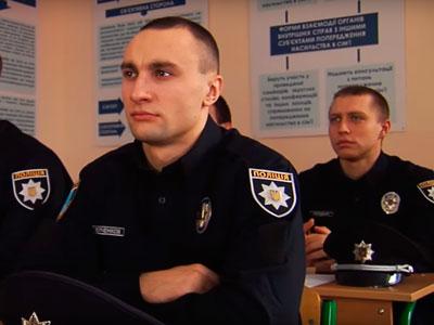 Майбутні поліцейські навчаються на базі ДДУВС