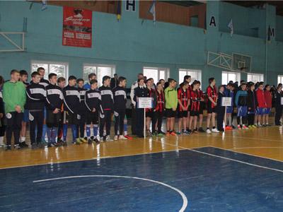 Чемпіонат з міні-футболу ДДУВС