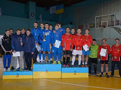 Турнір з міні-футболу ДДУВС