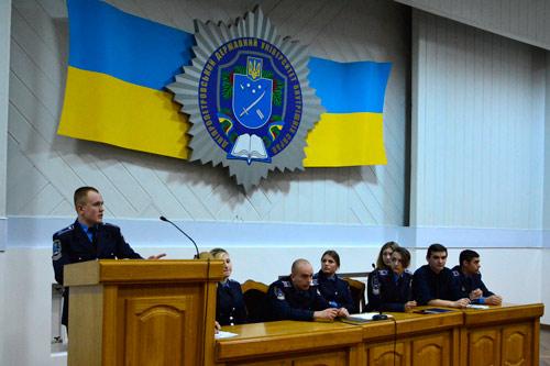 самоврядування - вибори на пост голови студентсько-курсантського органу