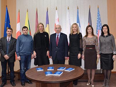 У ДДУВС відбулась презентація Науково-практичного коментаря до Закону України