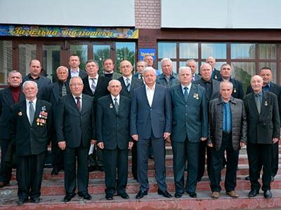 У Дніпропетровському державному університеті внутрішніх справ відбулися заходи до 30-ї річниці Чорнобильської катастрофи.