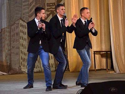 Команди КВК ДДУВС пройшли в чверть-фіналу міжвузівського чемпіонату «Кавун-2016»