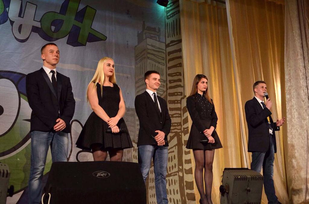 Студенти і курсанти Дніпропетровського державного університету внутрішніх справ взяли участь у відкритому Міжвузівському чемпіонаті з КВК «Кавун-2016».