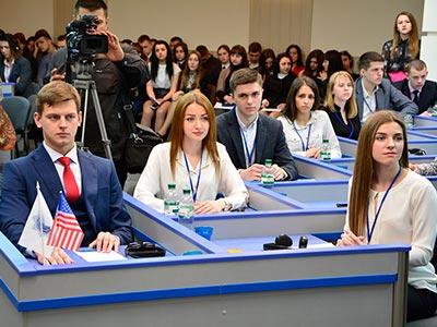 У Дніпропетровську пройшов Міжнародний студентський саміт