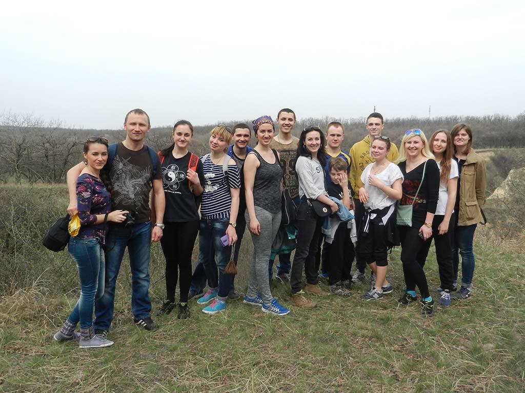 Курсанти та студенти ДДУВС здійснили захоплюючий похід Таромським лісництвом