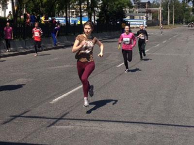Команда ДДУВС посіла ІІІ місце у легкоатлетичній естафеті, присвяченій Дню перемоги