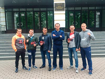 У місті Ірпінь Київської області відбувся Чемпіонат України з фрі-файту серед дорослих та молоді.