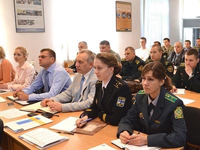 У Національному університеті оборони України відбувся Курс штабних офіцерів за Програмою професійної підготовки