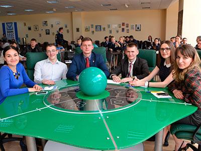 Курсанти ДДУВС одержали першість у відкритій грі «Брейн-ринг»