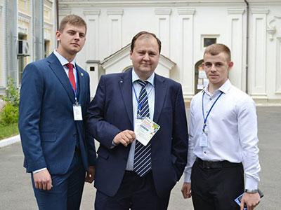 Курсанти університету відвідали III міжнародний науково-практичний форум студентів та аспірантів