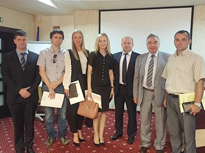 Представники університету взяли участь в обговоренні судової реформи