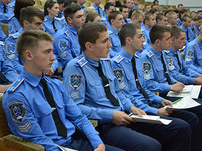 Курсанти університету направляються до практичних підрозділів Національної поліції України для проходження практики