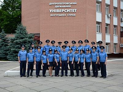 Під час стажування у слідчих підрозділах курсанти продемонстрували відмінну професійну підготовку