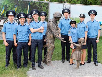 Курсанти університету відвідали місця пронизані духом патріотизму, волі та духовного багатства українського народу