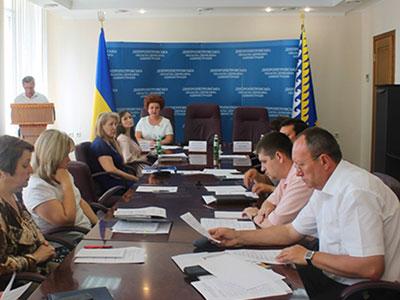 Співробітники ДДУВС взяли участь у черговому засіданні міжвідомчої координаційно-методичної ради з правової освіти населення