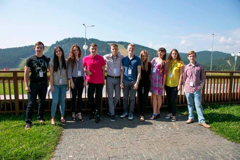 Молоді науковці ДДУВС взяли участь у Літньому таборі молодих юристів України