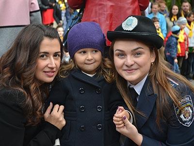 Студенти та курсанти ДДУВС взяли участь у гуманітарній акції милосердя, доброти та толерантності