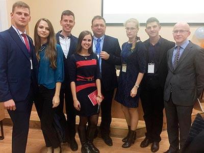 У всеукраїнських змаганнях з конституційного права команда ДДУВС обійшла провідні юридичні виші України