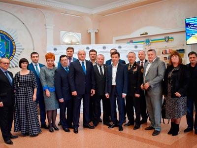 «Кращий навчальний заклад в галузі права» визнано Дніпропетровський державний університет внутрішніх справ