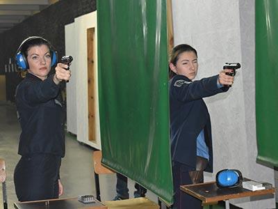 ДДУВС прийняв чемпіонат зі стрільби з бойової зброї