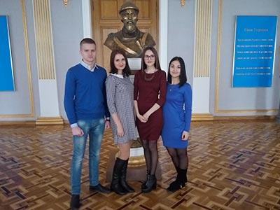 Курсанти ДДУВС взяли участь у XV Всеукраїнській студентській науковій конференції