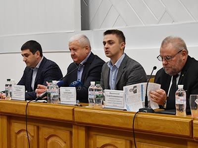 Заступник Міністра юстиції України Сергій Петухов зустрівся зі здобувачами вищої освіти