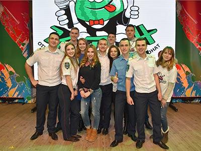Команда університету «Poliменти» вийшла до фіналу міжвузівського чемпіонату КВК «КаВуН-2016»