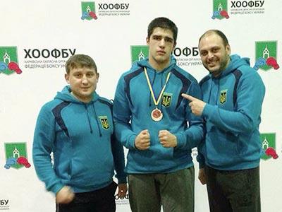 Курсант ДДУВС виборов призове місце на чемпіонаті України з боксу