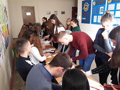У ДДУВС пройшли вибори до Студентської ради