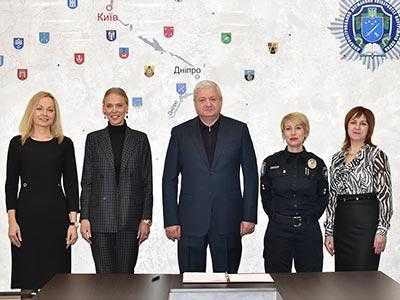У ДДУВС підписали Меморандум про співпрацю у напрямку протидії насильства в сім'ї