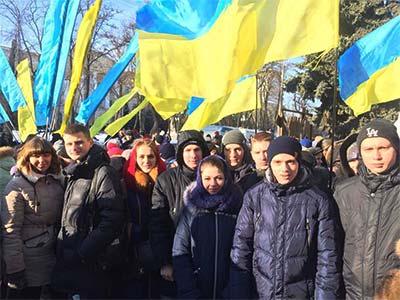 29 січня вся Україна відзначала 99 річницю бою під Крутами, який відбувся у 1918 році.