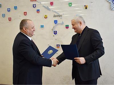 Університет заключив договір про співпрацю з Національною академією прокуратури України