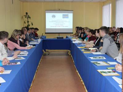 На факультеті пройшов науково-практичний семінар для викладачів шкіл міста Кривого Рогу