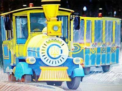 Потяг Єднання України